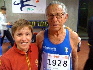 Foto con Ugo Samsonetti