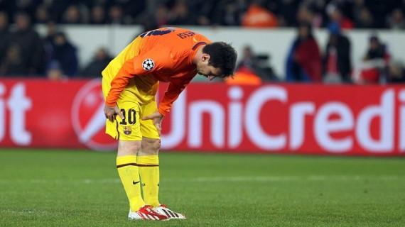 Messi isquios