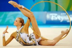 gimnasta rítmica