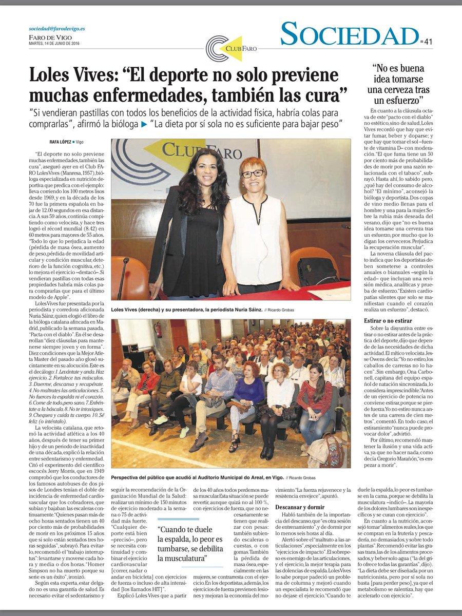 """""""Pacta con el Diablo"""" en el Club Faro de Vigo"""