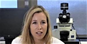 Mireia Porta, nutricionista del Fútbol Club Barcelona.
