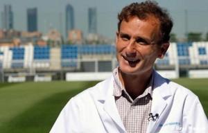 El doctor Luis Serratosa