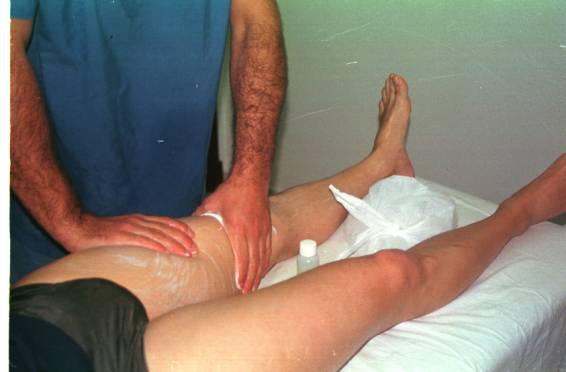 Como curar rapidamente un tiron muscular